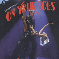 On Your Toes 1983 Broadway Revival Cast Recording CD